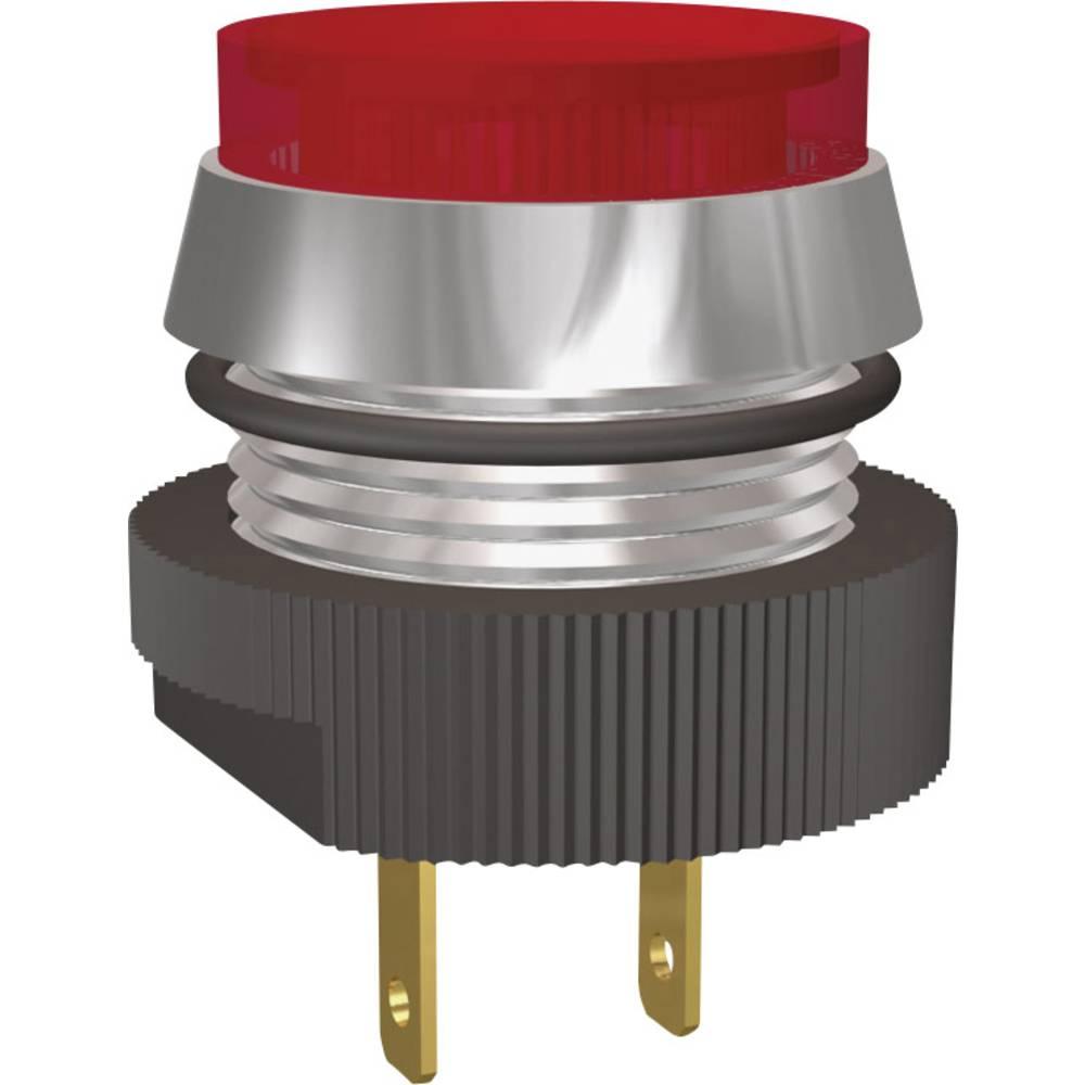 LED-signallampe Signal Construct SKCD16114 24 V/DC 14 mA Gul