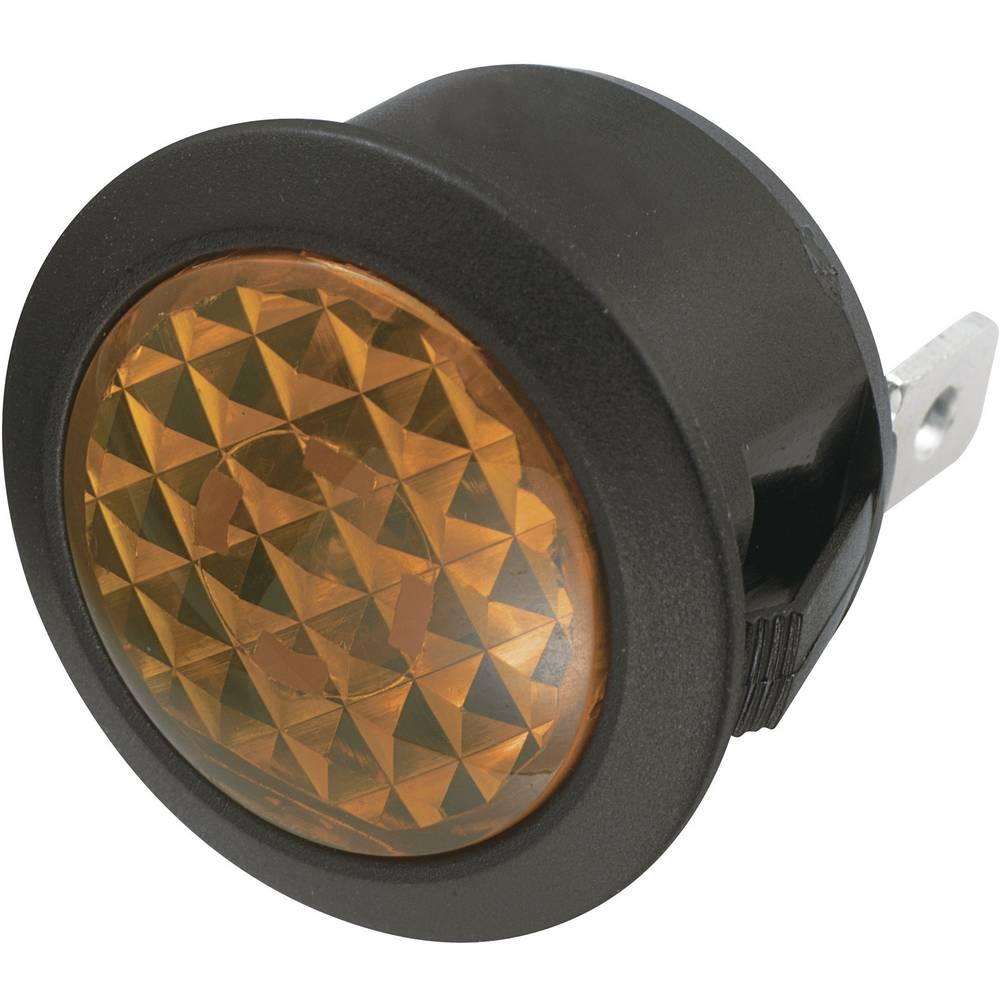 Signalna luč 12 V/DC jantarjeva SCI vsebina: 1 kos