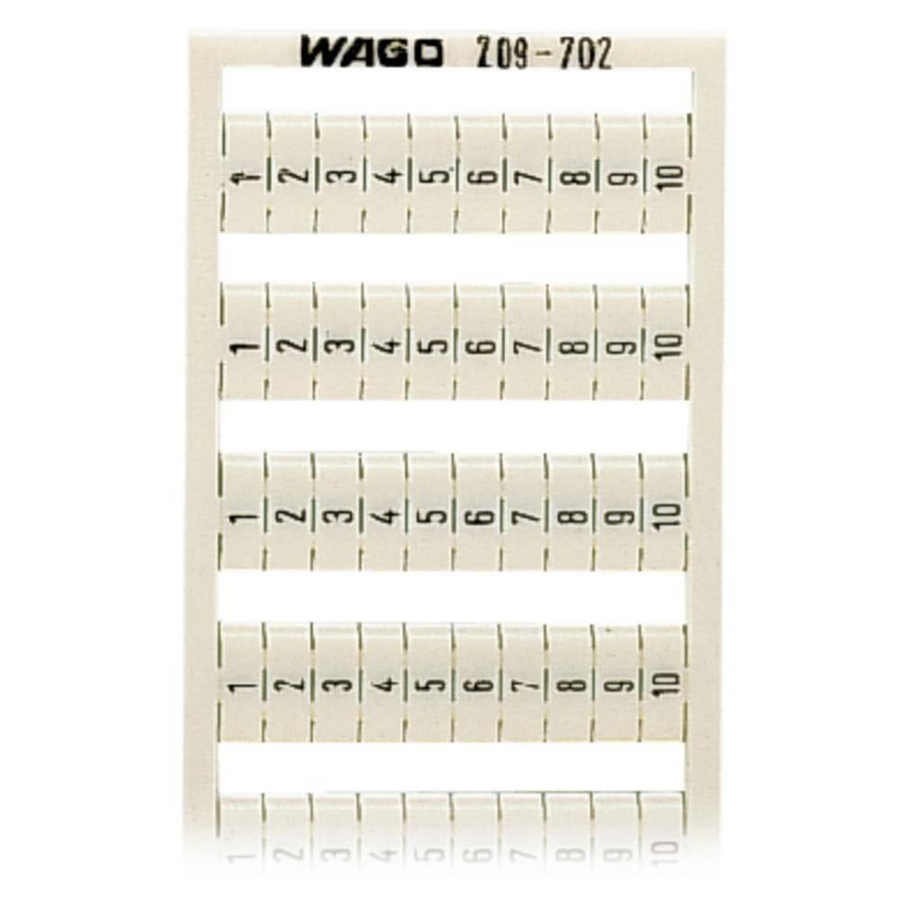 WSB Quick mærkningssystem WAGO 5 stk