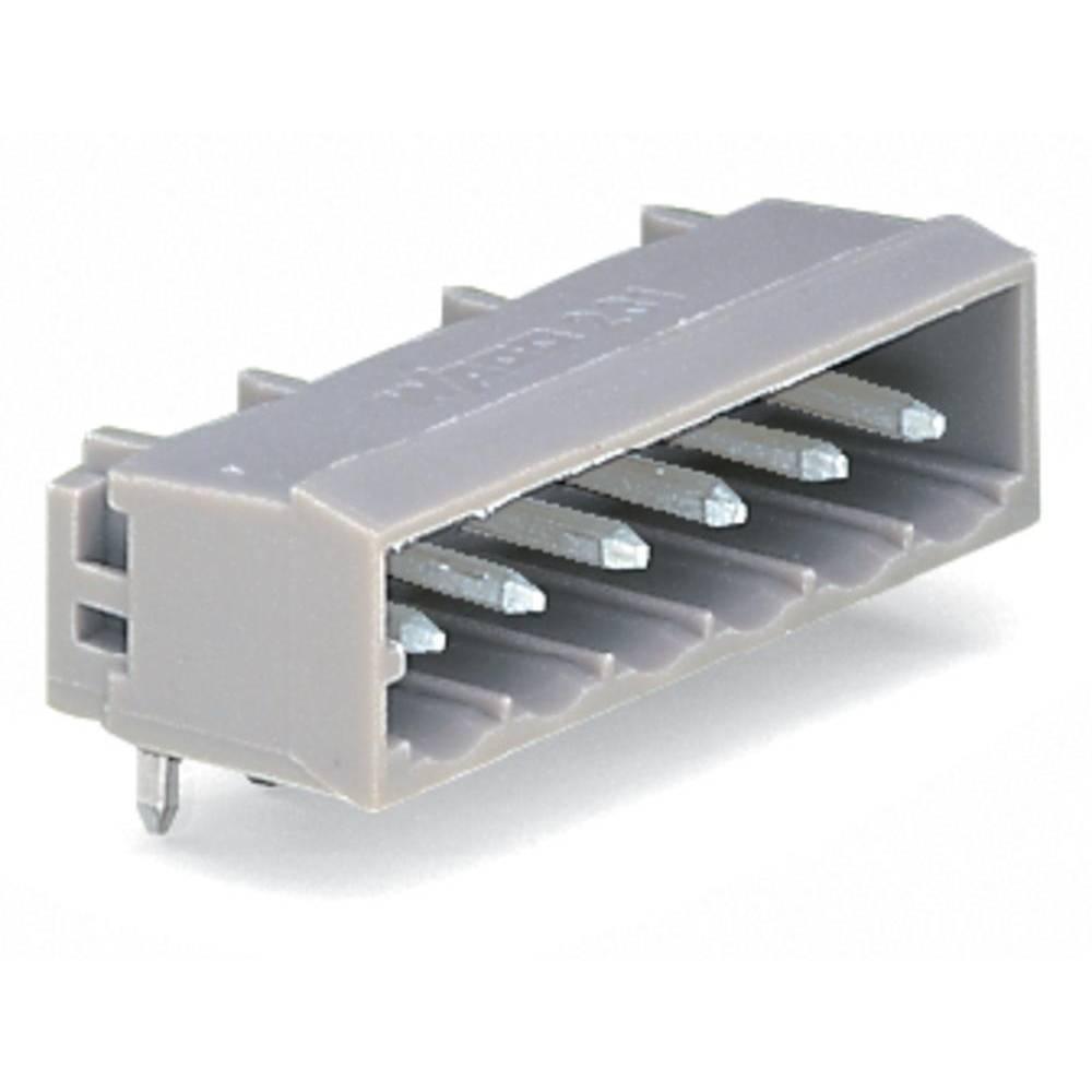 Pinski konektor (Standard) 300 št. polov skupaj 3 WAGO 231-463/001-000 mere: 5 mm 200 kosov