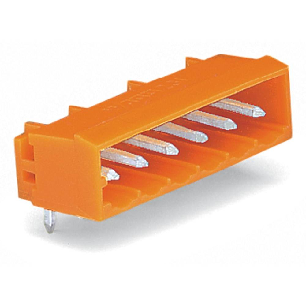 Stiftliste (standard) 300 Samlet antal poler 5 WAGO 231-535/001-000 Rastermål: 5.08 mm 200 stk
