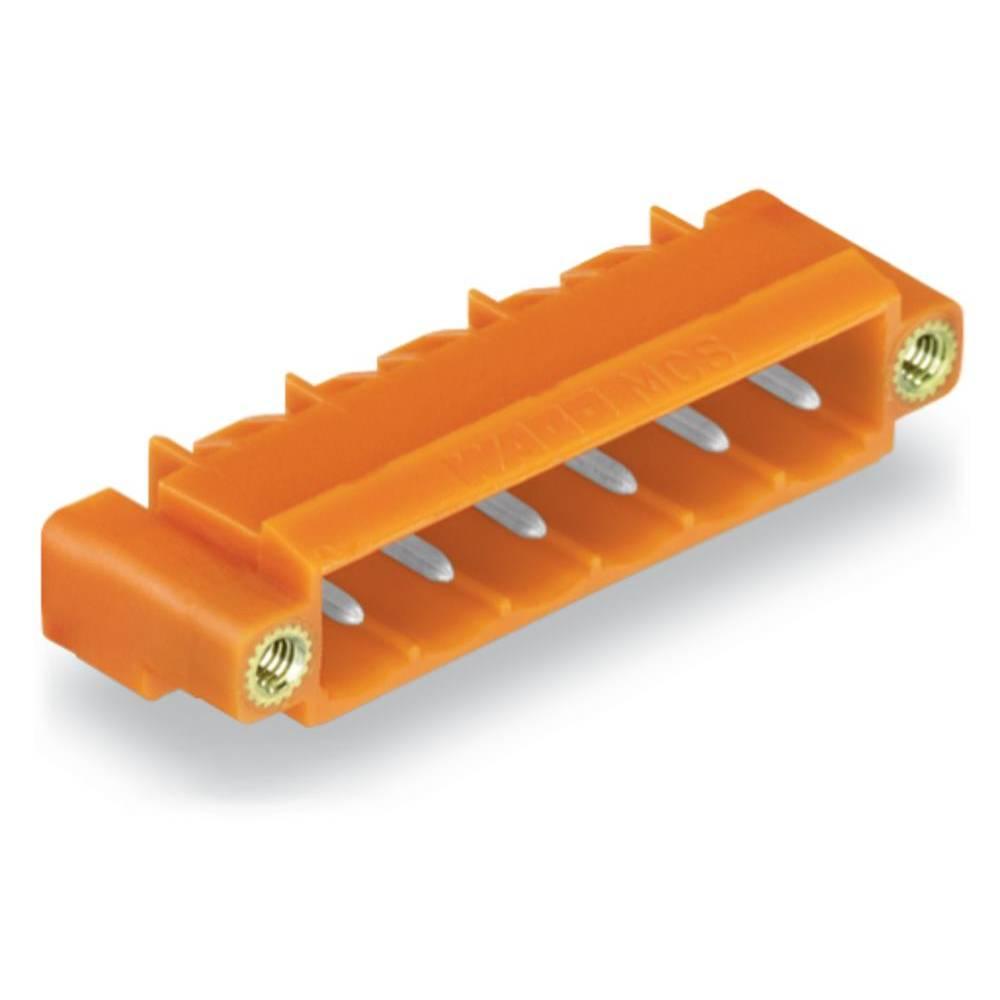 Pinski konektor (Standard) 300 št. polov skupaj 16 WAGO 231-546/108-000 mere: 5.08 mm 50 kosov
