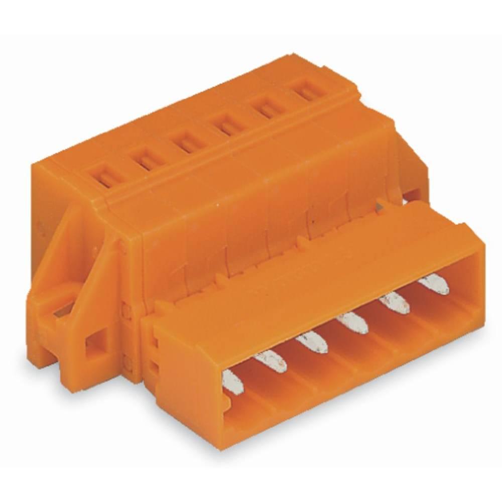 Pinski konektor (Standard) 300 št. polov skupaj 8 WAGO 231-638/019-000 mere: 5.08 mm 50 kosov