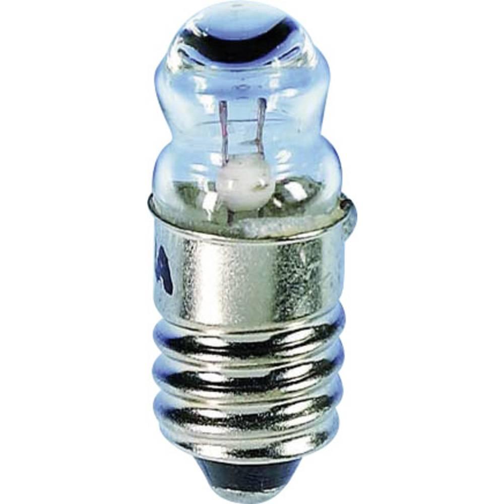 Nadomjesna žarulja za džepne svjetiljke 2.2 V 0.66 W 300 mA podnožak=E10 čista Barthelme 1 kom.