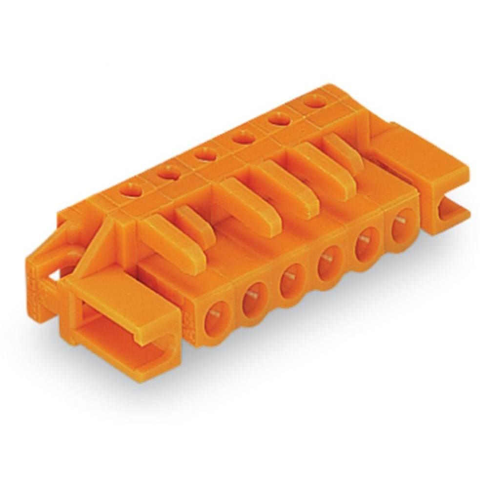 Tilslutningskabinet-printplade 232 (value.1360685) Samlet antal poler 10 WAGO 232-270/047-000 Rastermål: 5.08 mm 25 stk