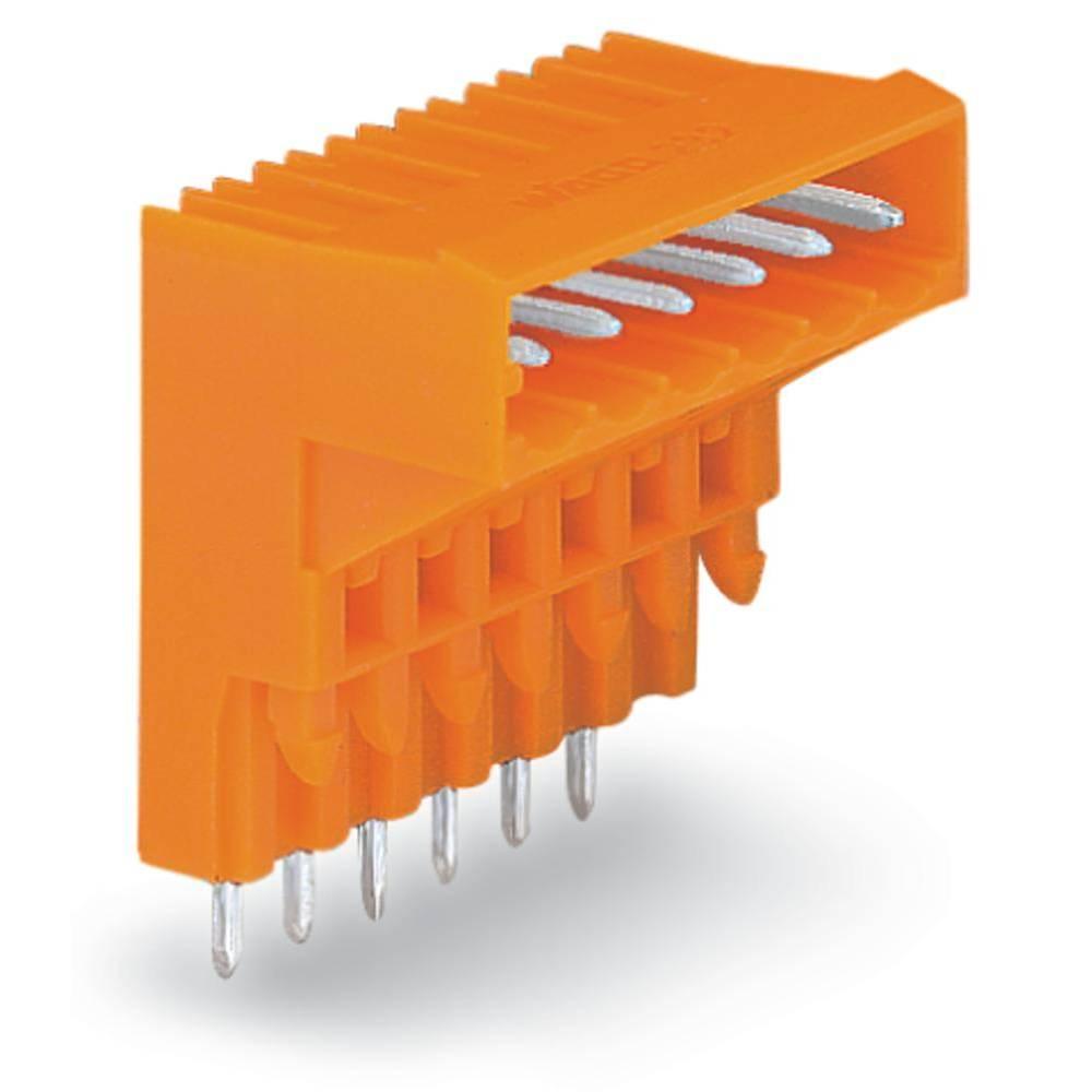 Pinski konektor (Standard) 301 št. polov skupaj 3 WAGO 232-363 mere: 5.08 mm 100 kosov