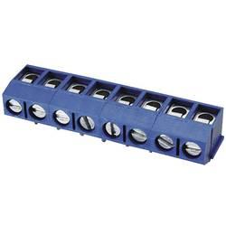 Skrueklemmeblok Degson DG301R-5.0-02P-12 1.50 mm² Poltal 2 Blå 1 stk