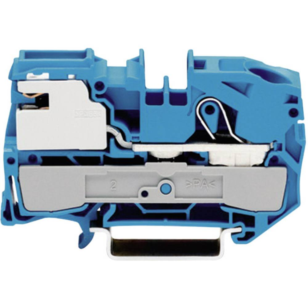 WAGO 2016-7114 1 Conductor N Separator Terminal 0.5 - 16 mm² Blue 1 pc(s)