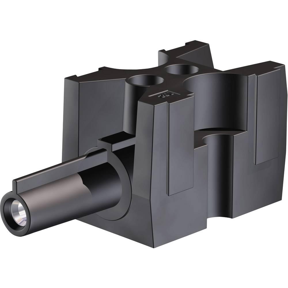 Povezovalna sponka, prečni prerez fleksibilnega: -2.5 mm², togega vodnika: -2.5 mm², št. polov: 1 Stäubli 15.0188 1 ko