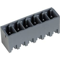Stiftkabinet-printplade STL(Z)1550 (value.1360801) Samlet antal poler 2 PTR 51550025355F Rastermål: 3.50 mm 1 stk