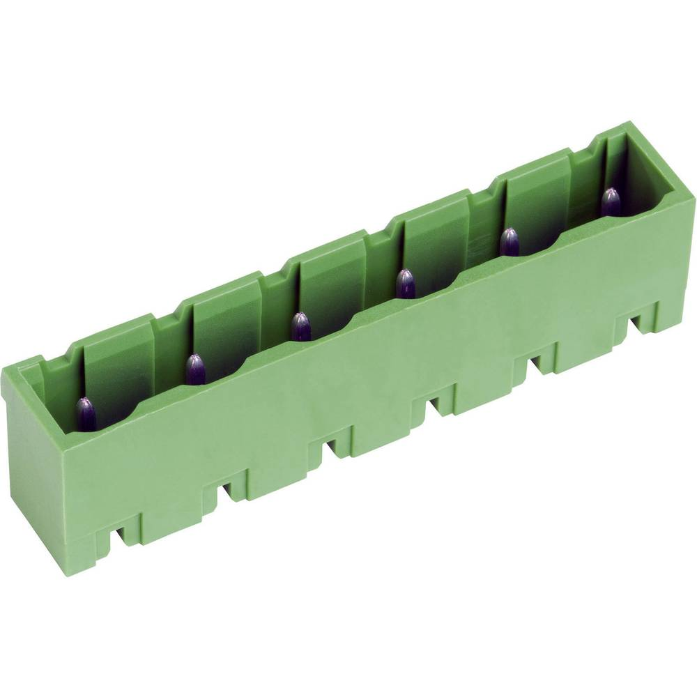 Stiftkabinet-printplade STLZ960 (value.1361144) Samlet antal poler 8 PTR 50960085121D Rastermål: 7.62 mm 1 stk