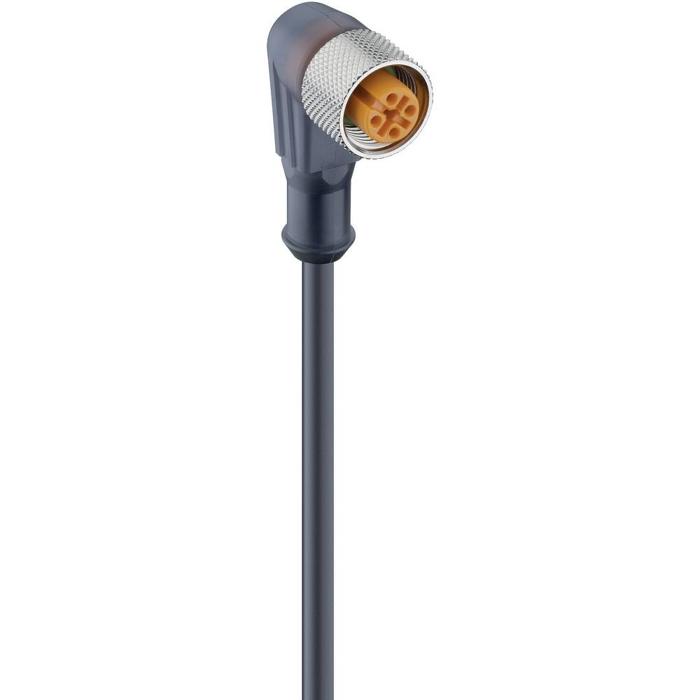 Sensor-, aktuator-stik, Lumberg Automation RKWT 5-228/5 M Poltal: 5 1 stk