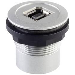 fram USB-uttag typ A · bak USB-uttag Typ A Schlegel RRJ_USB_BA USB 2.0 Metall 1 st