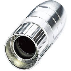 Signalstik, strømstik Coninvers UC-000000080DU Sølv 1 stk