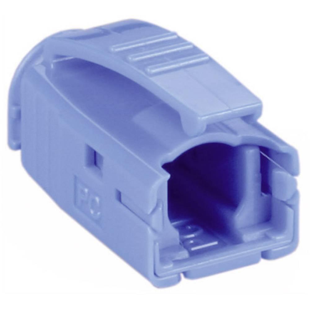 RJ45 Metz Connect 1401008206-E Blå 1 stk