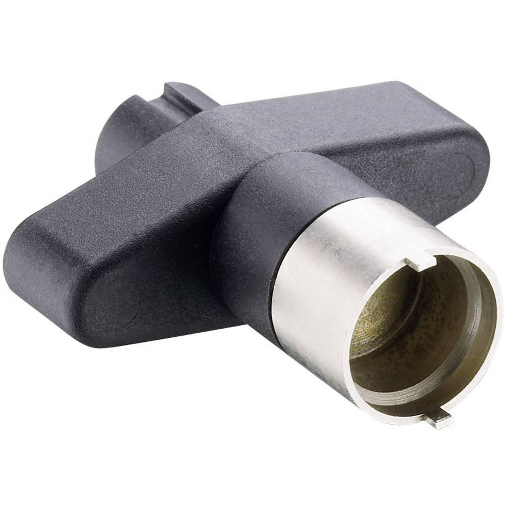 Oprema za DIN-konektor Številopolov=- - 0380 Lumberg
