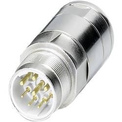 Line-stik - power M23 - P30-serien Coninvers SF-7EP1N8A90DU Sølv 1 stk