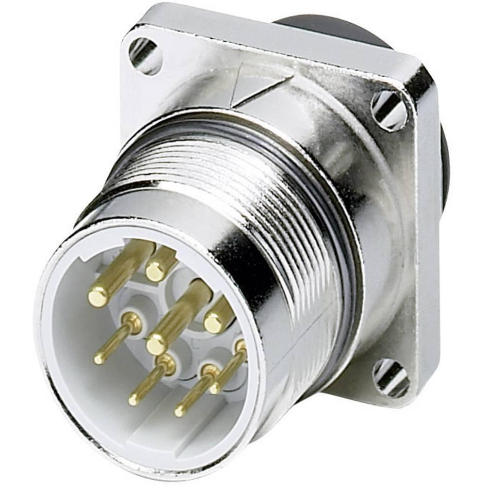 Močnostni konektor Coninvers power M23 - serije P30, SF-5EP1N8AWK00, srebrn, 1 kos 1607043