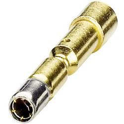 Crimp kontakt til serie P30 Coninvers SF-10KS010 Guld 1 stk