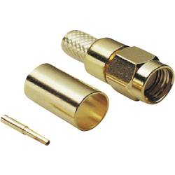 SMA-reverse-stikforbindelse BKL Electronic 0409078 50 Ohm Stik, lige 1 stk