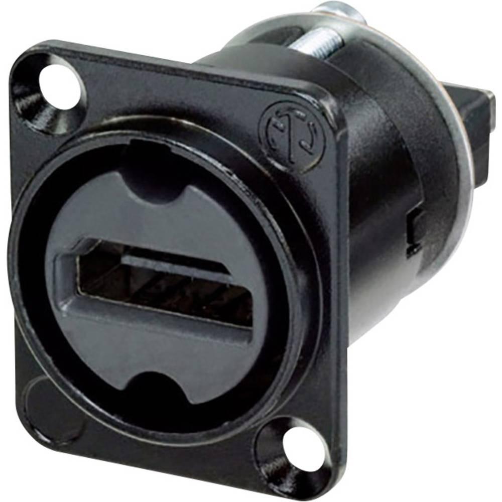 Obroček za speljavo kabla NAHDMI-W-B Neutrik