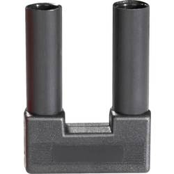 Sikkerhedskortslutningsstik Schnepp SI-FK 19/4 sw Stift-diameter: 4 mm 19 mm Sort 1 stk