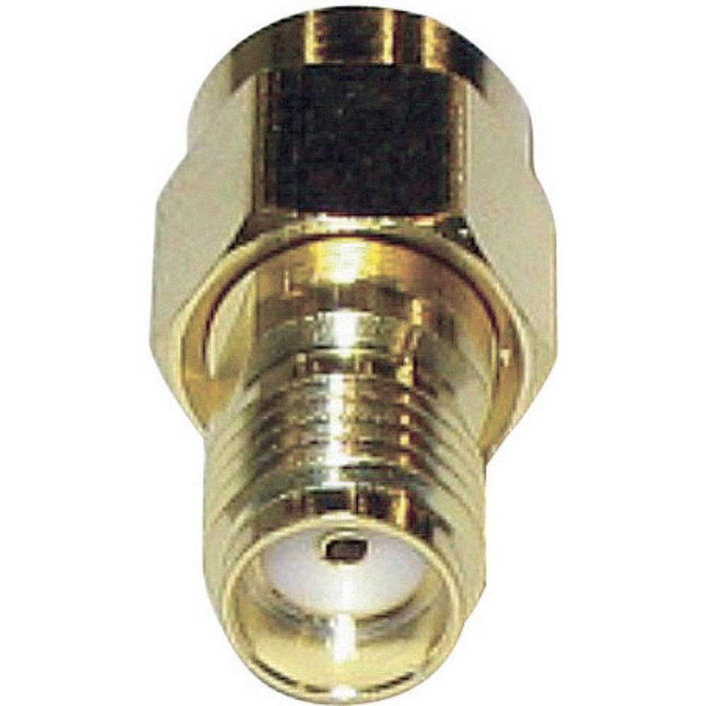 HF-Adapter SMA-povratni vtič na SMA-vtičnico 419101 BKL Electronic