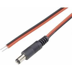 Lavvoltstilslutningskabel Lavspændingsstik - Kabel, åben ende;4.75 mm;1.7 mm;1.7 mm;BKL Electronic;2 m1 stk