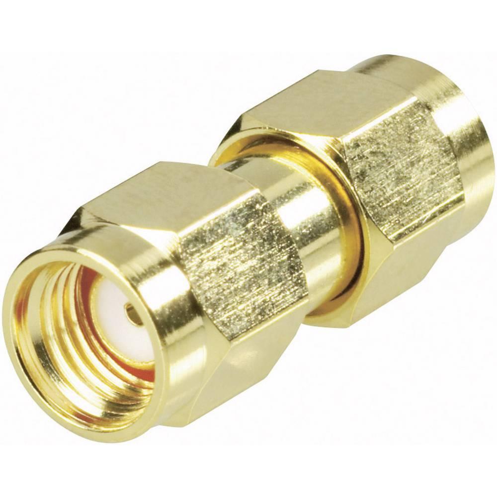 HF-Adapter SMA-povratni vtič na SMA-povratni vtič 419020 BKLElectronic BKL Electronic
