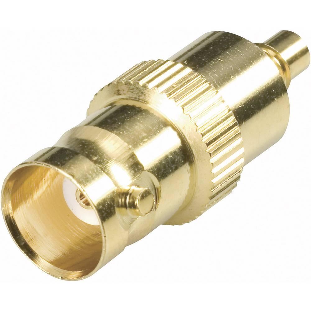 Adapter SMC-vtičnica / BNC-vtičnica, 50 ? SMC-vtičnica na BNC-vtičnico 414080 BKL Electron BKL Electronic
