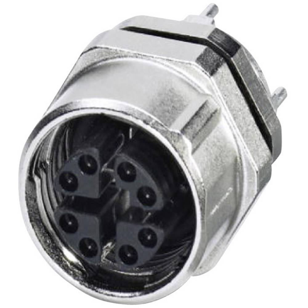 Ethernet konektor M12, CAT 6 A  0.14 mm2 SACC-DSI-FS-8CON-L180-10G SCO Phoenix 1440669 Phoenix Contact