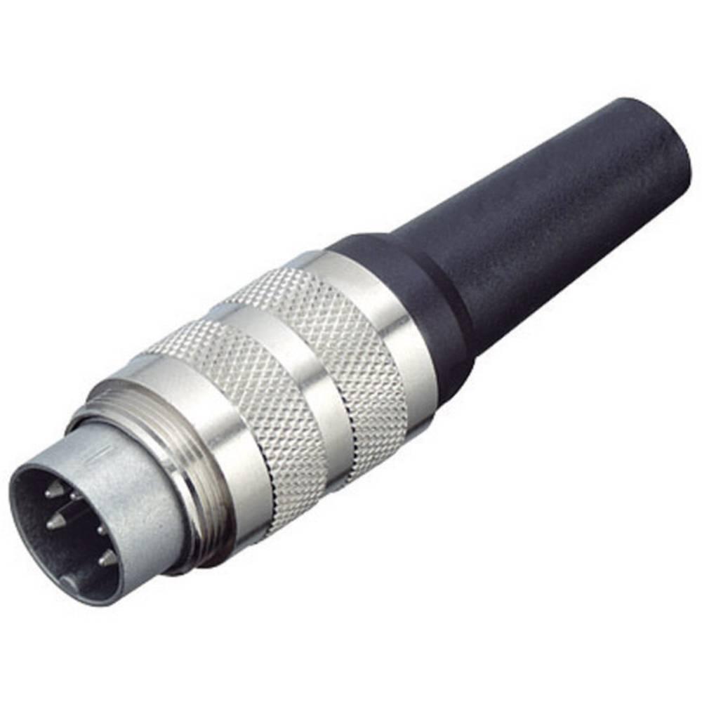 Miniaturni okrogli konektor, serije 581, št. polov: 3 581-99-2005-210-03 Binder