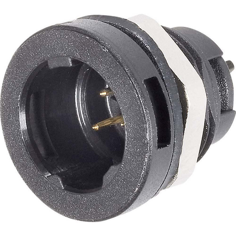 Izredno majhen okrogli vtičnikonektor, serije 420, nazivnitok: 1 A, št. polov: 5 09-47 09-4715-00-05 Binder