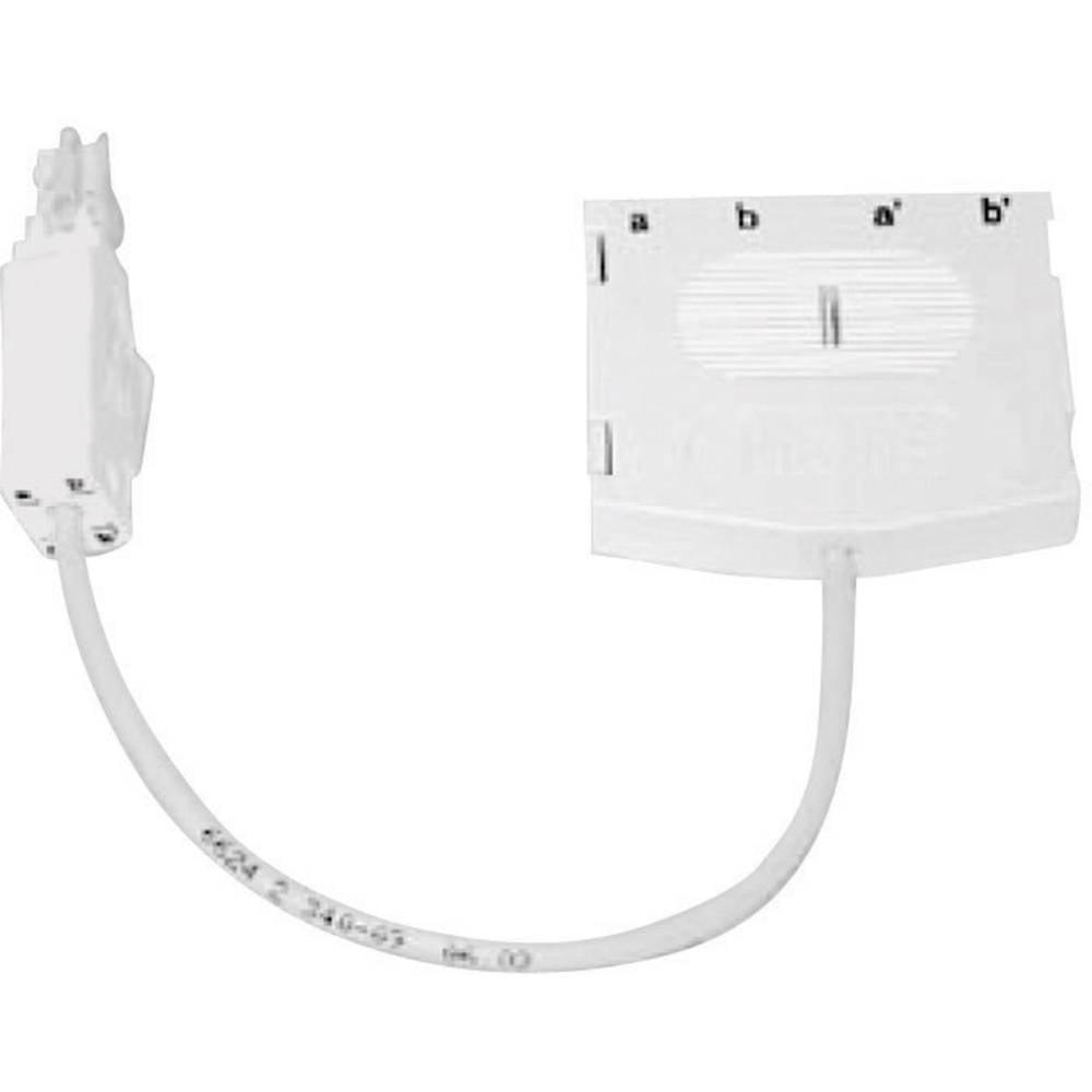 LSA-PLUS ® -prøveledninger ADC Krone 6624 2 340-09 1 dobbeltleder Hvid 1 stk
