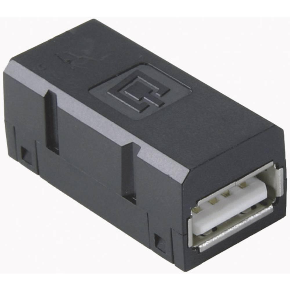 Konektor USB 2.0 1401U00812KI Črna BTR Netcom
