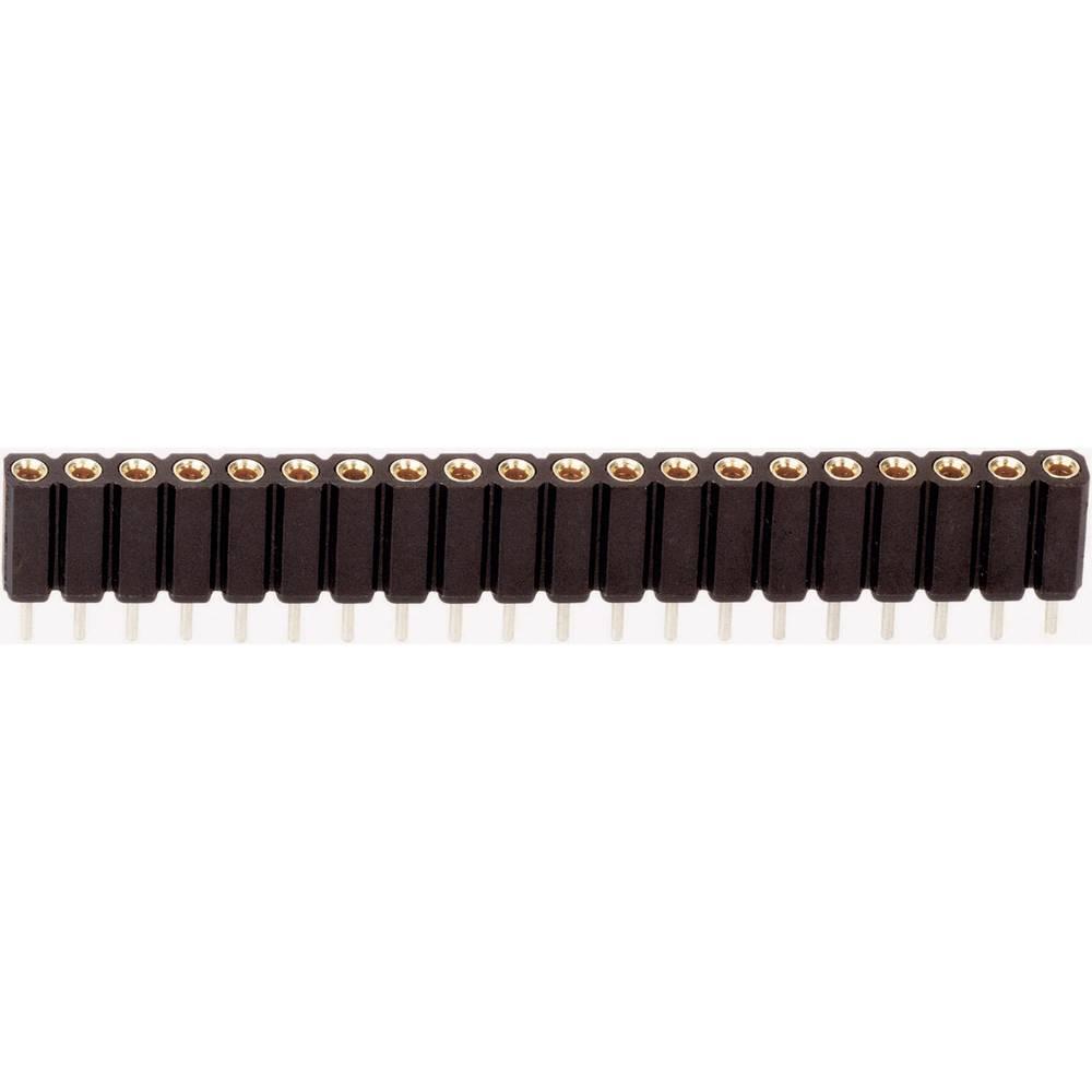 Bøsningsliste (præcision) BKL Electronic 10120838 1 stk