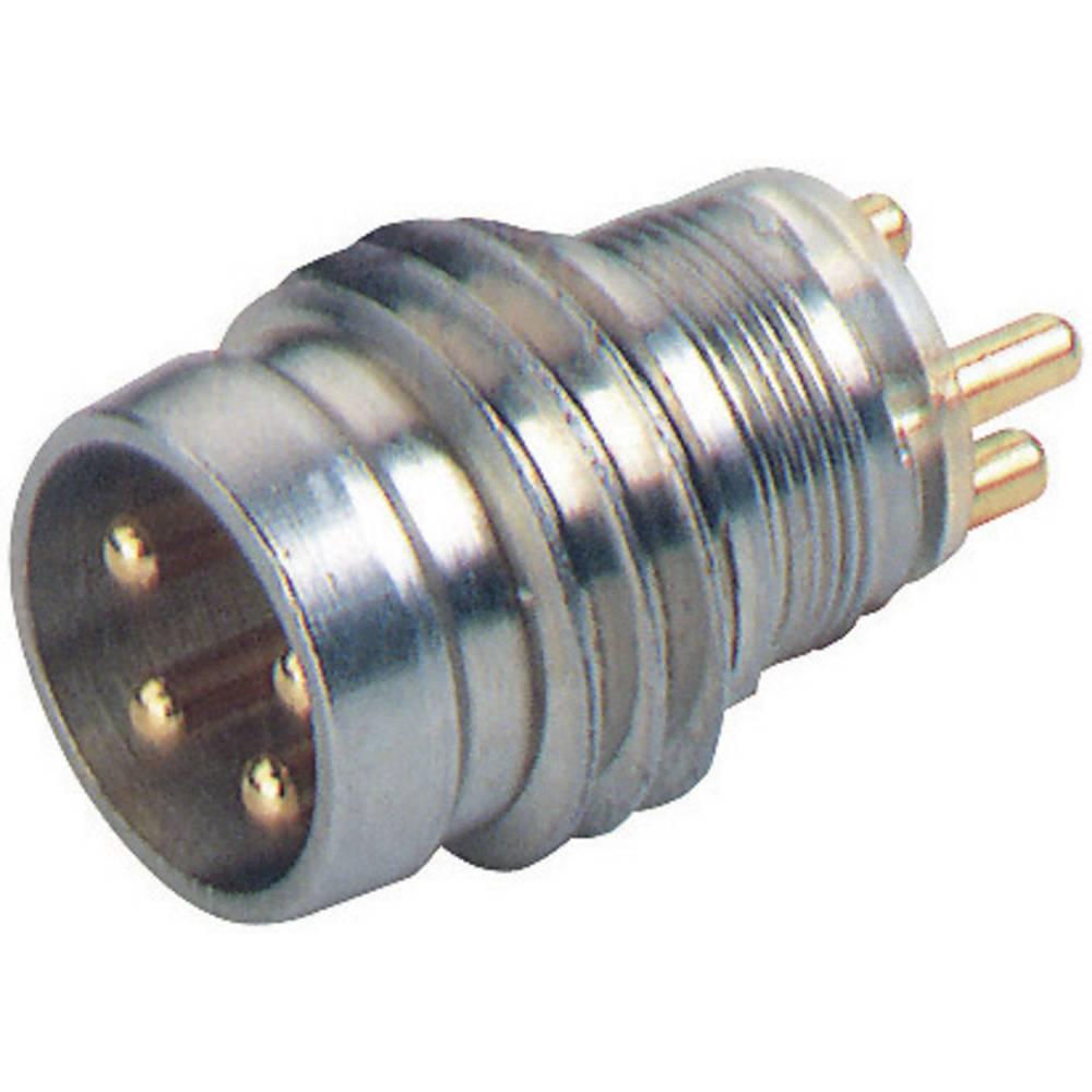 Vtič za M8 senzor ELST 4408 RV KM Hirschmann 933 393-001