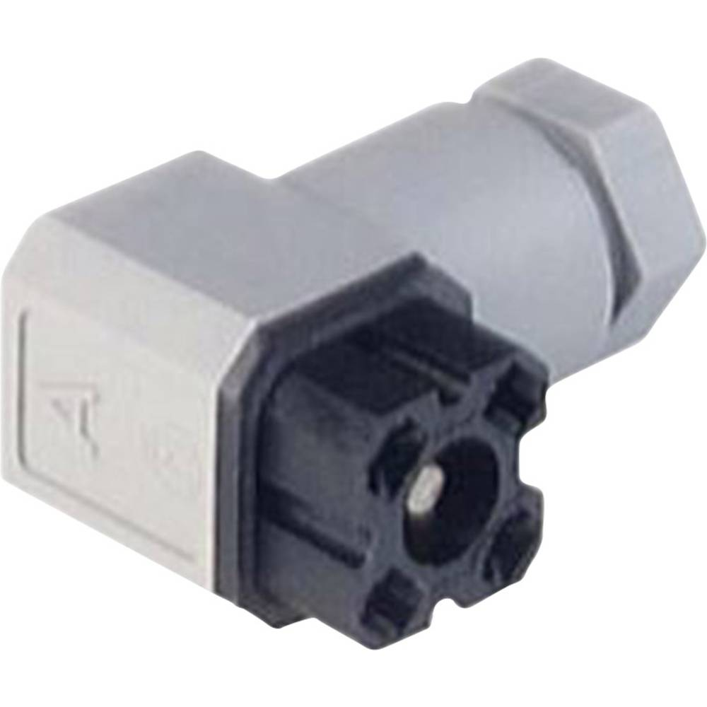 Stik til netspænding G Series Hirschmann G 30 W 3 F 3 + PE Grå 1 stk
