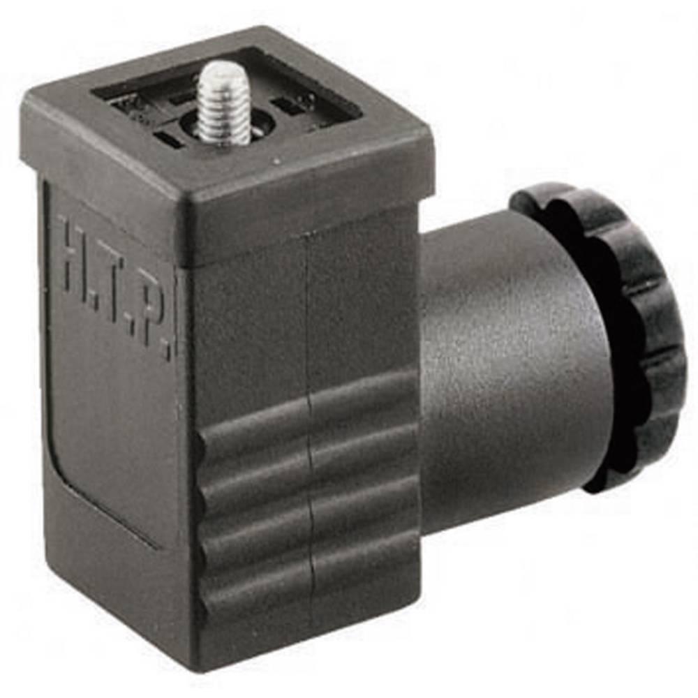 ventilproppen HTP P1NZ3000-H Sort 1 stk