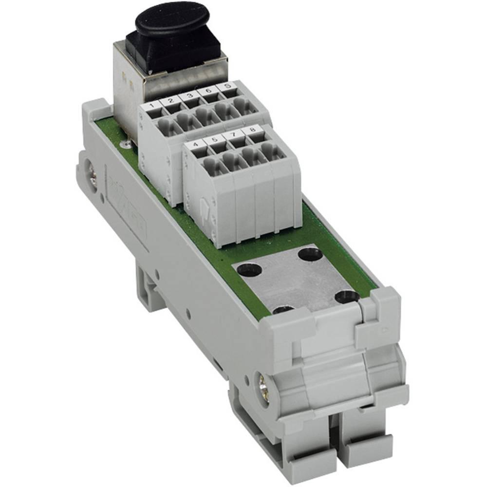 RJ45 vmesniški modul WAGO 289-175, 0,08-2,5 mm2, vsebina: 1kos