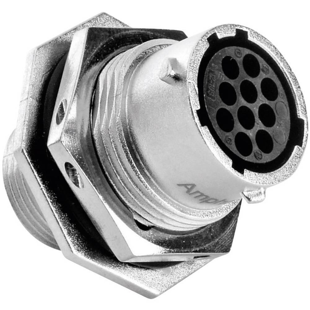 Ženski konektor za naprave Amphenol Tuchel RT0712-10SNH, nazivni tok: 5 A, poli: 10