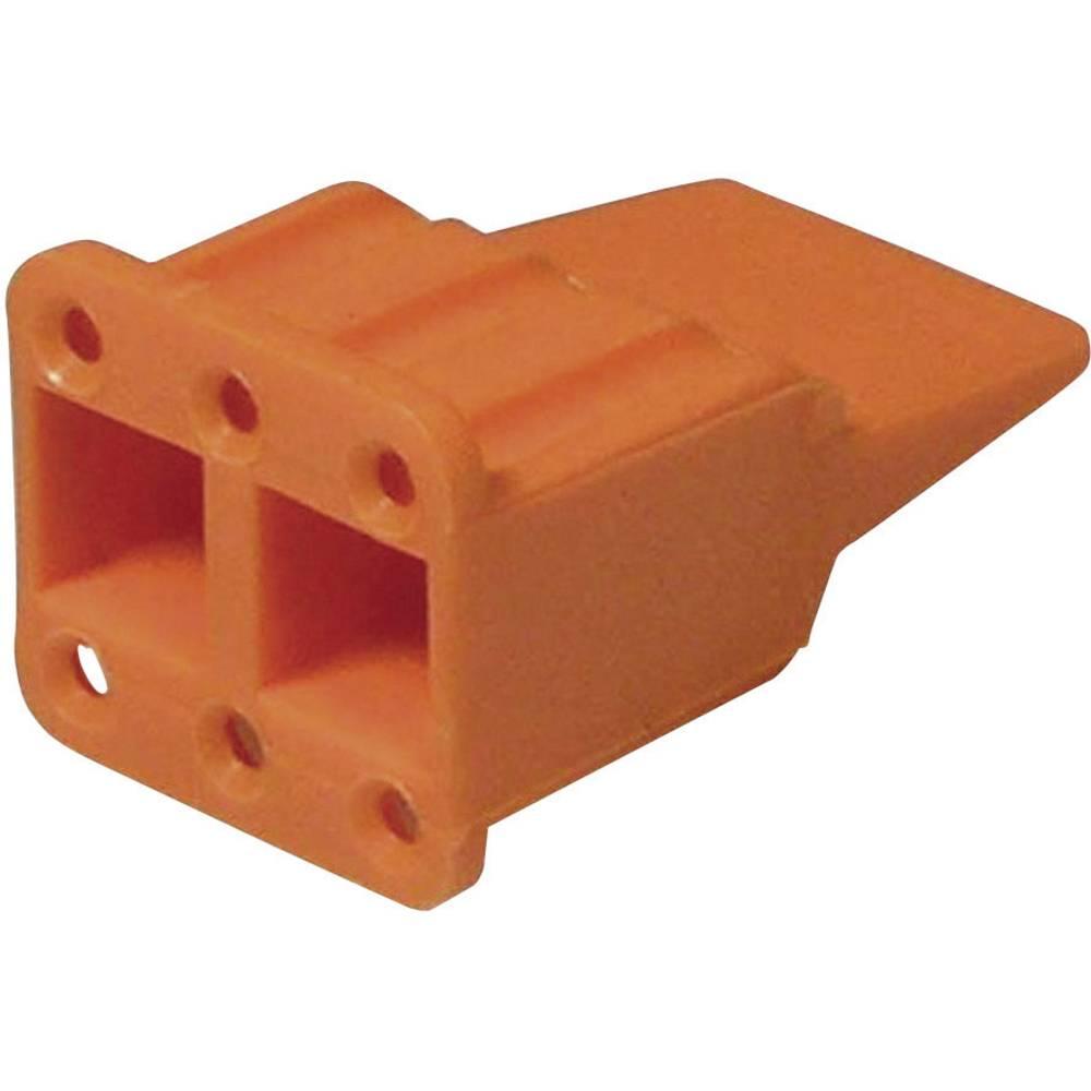 Oprema za konektorje Deutsch serije DTM, WM 6 S, poli: 6, vsebina: 1 kos
