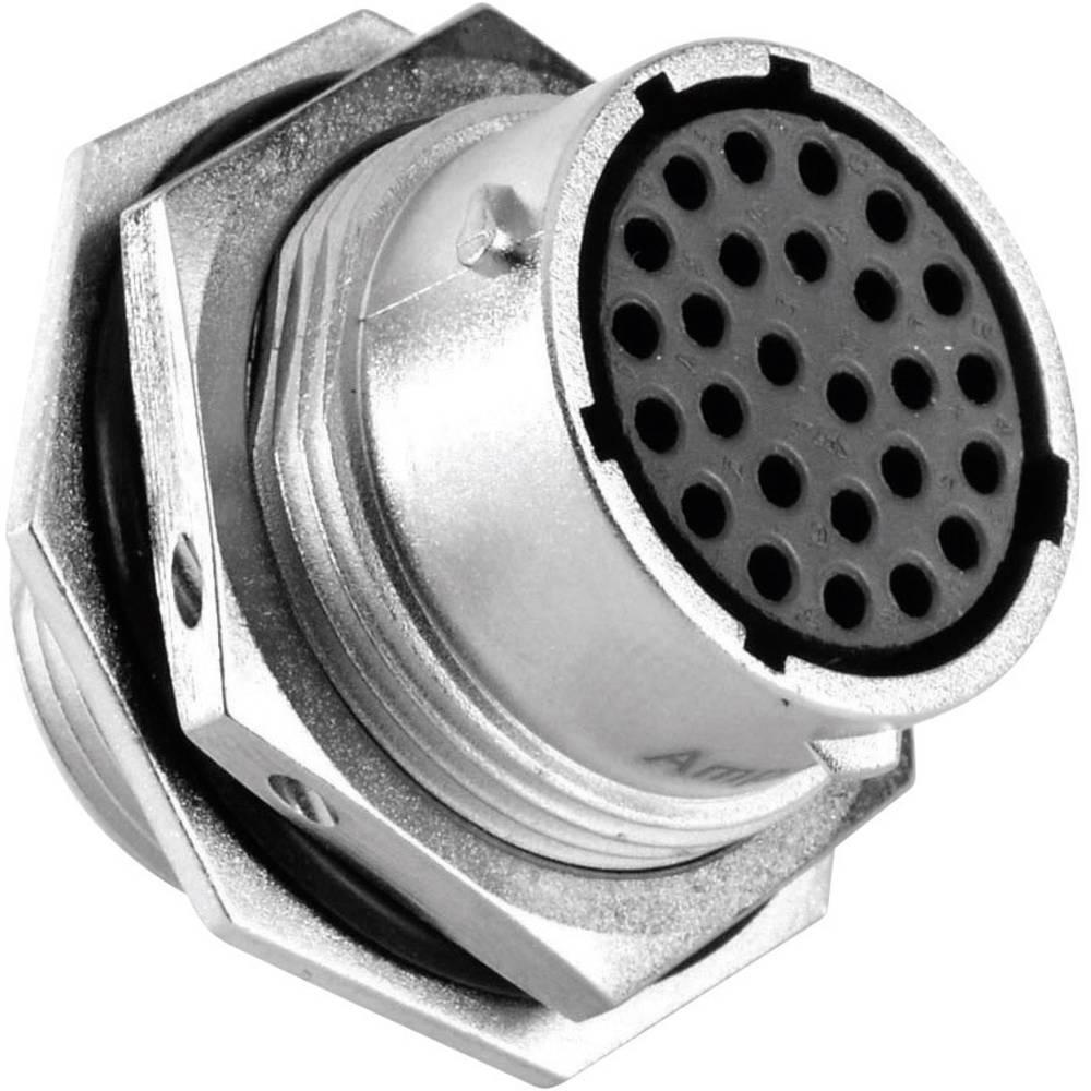 Ženski konektor za naprave Amphenol Tuchel RT0716-26SNH, nazivni tok: 5 A, poli: 26