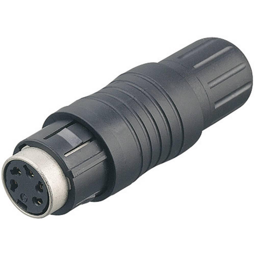 Miniaturni okrogli vtični konektor, serije 440, nazivni tok:5 A, št. polov: 7 99-4826-0 Binder