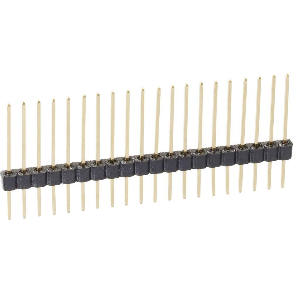 Stiftliste (standard) Fischer Elektronik SLM N 1/063/ 20/G 1 stk