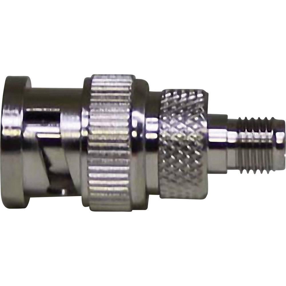 SMA-adapter SMA-Buchse (value.1390693) - BNC-Stecker (value.1390914) Conrad Components 1 stk