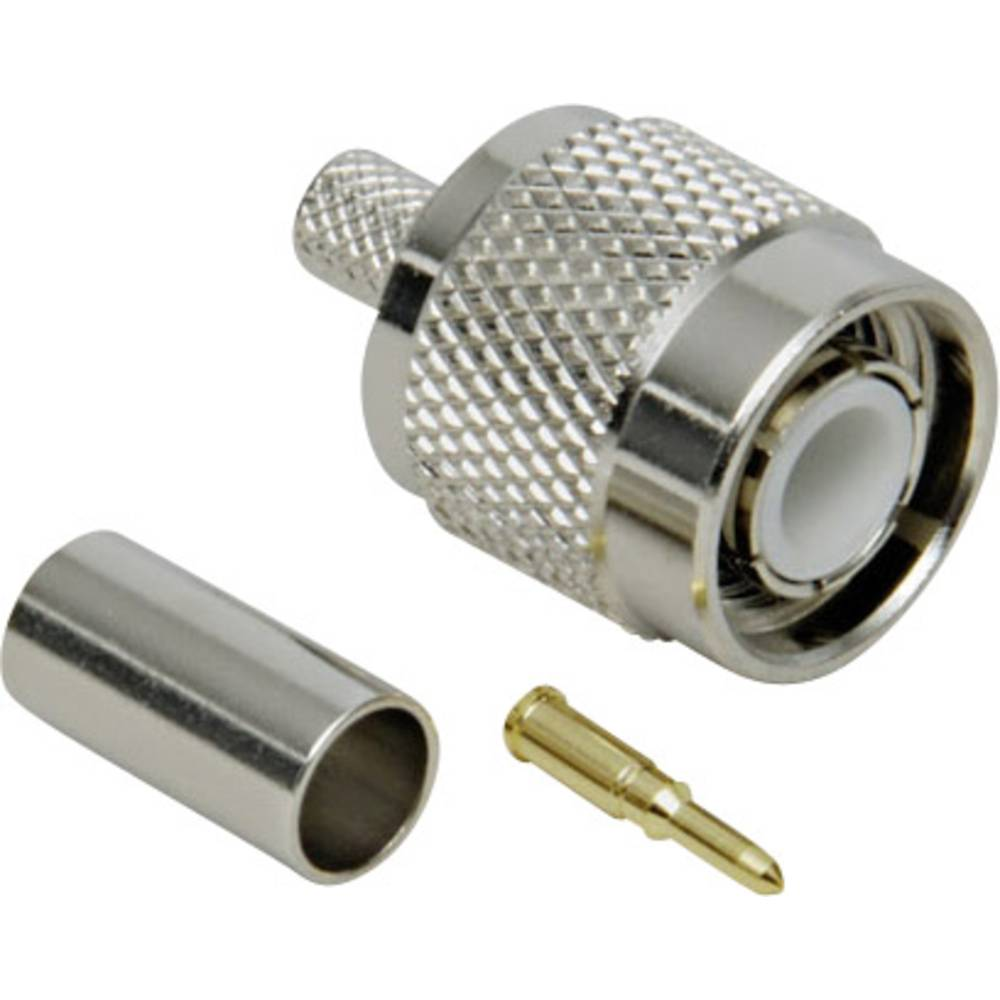 TNC-stikforbindelse BKL Electronic 0405001/D 75 Ohm Stik, lige 1 stk