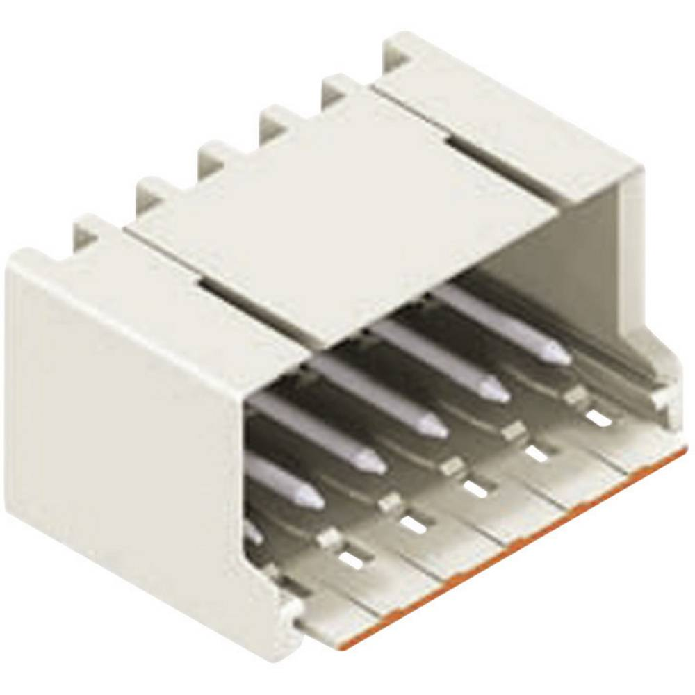 Stiftkabinet-printplade 2092 (value.1360466) Samlet antal poler 5 WAGO 2092-1425 Rastermål: 5 mm 1 stk