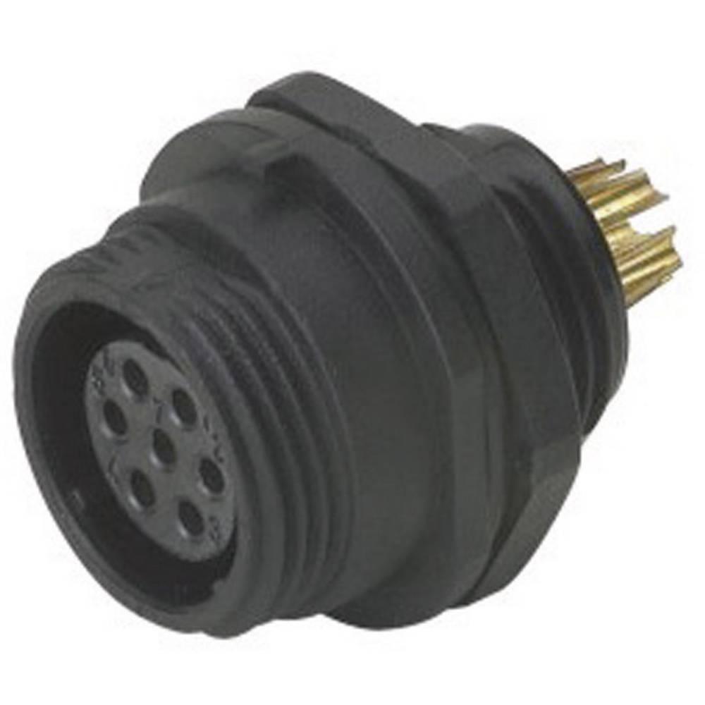 Konektor Weipu serije SP13, SP1312 / S 9 I, IP68, nazivni tok: 3 A, poli: 9, 1 kos