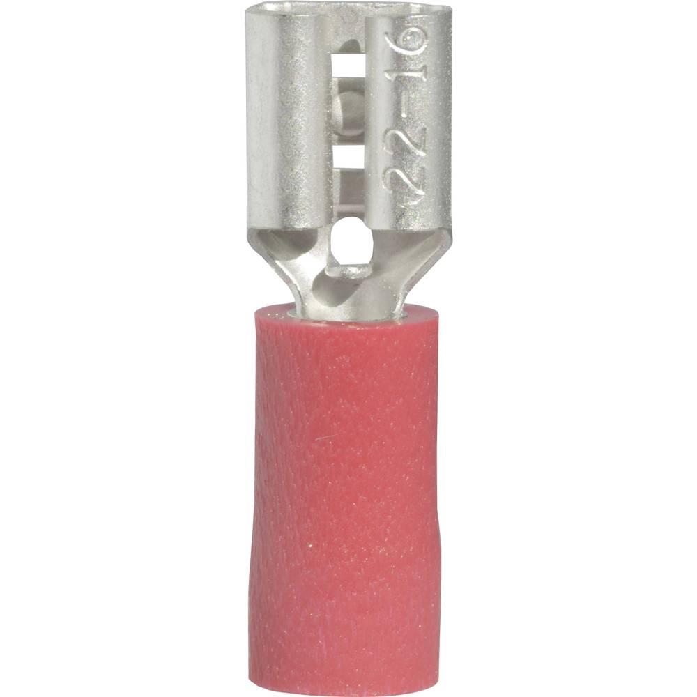 ploščata vtična cevka izolirana 4,8 x 0,5 mm 0.5 - 1.0 mm2Vogt povezovalna tehnika 3901 Vogt Verbindungstechnik